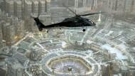 Saudi-Arabien öffnet Grenze für Pilger aus Qatar