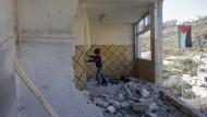 Israel sprengt Haus von palästinensischem Attentäter