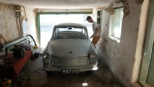 Das außergewöhnliche Hobby eines bulgarischen Jungen
