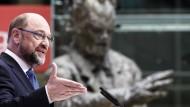 Schulz: Merkel kann gerne Vizekanzlerin werden