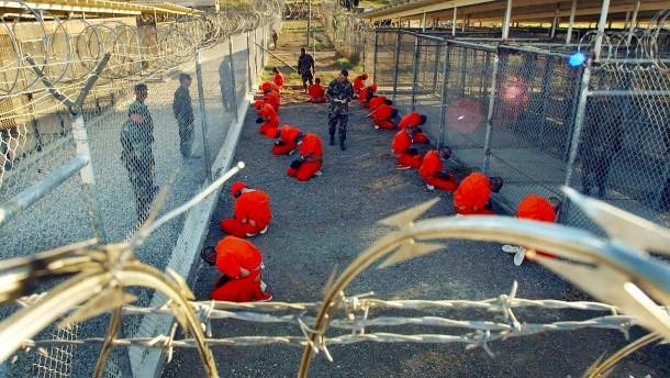 Richter blockieren verstörendes Guantanamo-Video