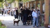 Liveblog Bundestagswahl: Berliner dürfen länger als 18 Uhr abstimmen