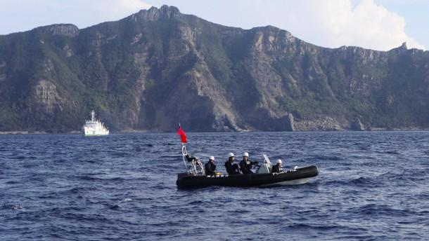 Japan protestiert gegen Kriegsschiff aus China