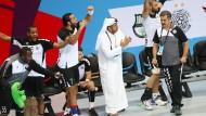 Bahrein und VAE verzichten auf WM in Qatar