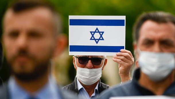 Geteilte Meinung in Israel