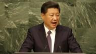 China verspricht armen Ländern zwei Milliarden Dollar