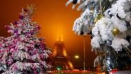 Edle Weihnachten in Paris