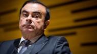 Muss weiter in Untersuchungshaft bleiben: Renault-Chef Carlos Ghosn