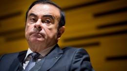Anklage gegen Carlos Ghosn und Nissan