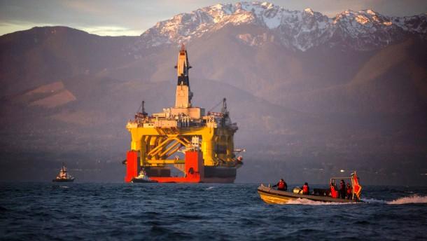 Amerika stoppt Ölprojekte in der Arktis