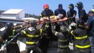 Kleines Wunder in Italien: Drei Brüder nach Beben gerettet