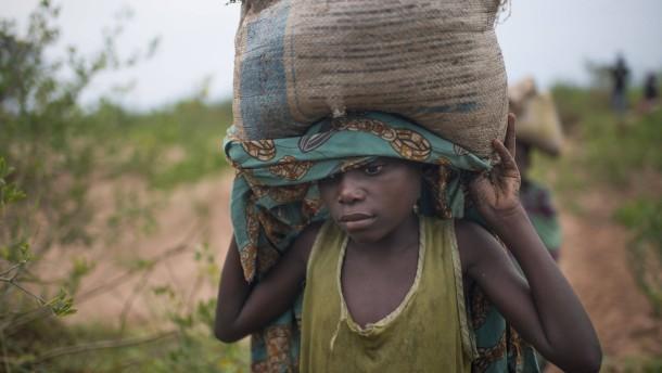 Unicef: 152 Millionen Kinder müssen arbeiten