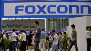 Massenschlägerei bei Apple-Zulieferer Foxconn