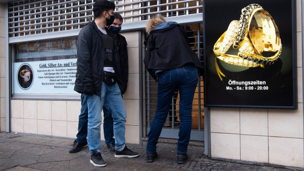 Auf der Suche nach der gestohlenen Goldmünze