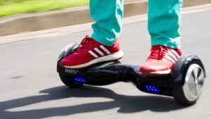Hoverboards und E-Skateboards schon 2019 erlaubt?
