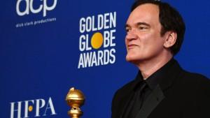 Tarantino räumt bei Golden Globes ab