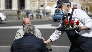 Italien hebt scharfe Beschränkungen auf – keine Roten Zonen mehr