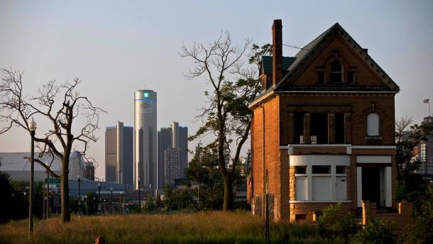 Der Commerzbank drohen Verluste in Detroit