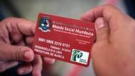 Brasilianische Stadt hilft Armen mit Mumbuca