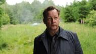 Nachdenklich am Tatort: Matthias Brandt als Kommissar