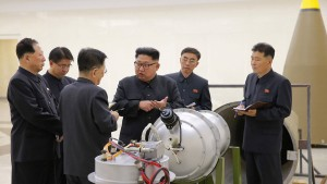 """Nordkorea meldet """"erfolgreiche"""" Zündung einer Wasserstoffbombe"""