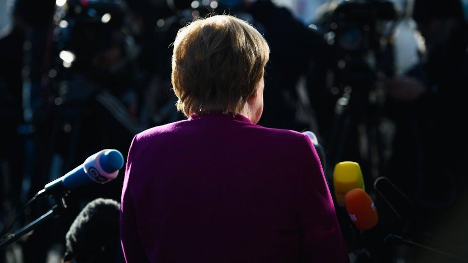 """""""Tag der Entscheidung"""" bei den Koalitionsgesprächen"""