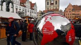 """Wittenberg und Luther: """"Die Stadt begeistert uns"""""""