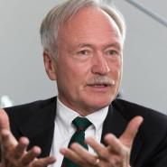 Fusionsoptimist: Seit 2012 ist Joachim Faber Vorsitzender des Aufsichtsrats der Deutschen Börse.