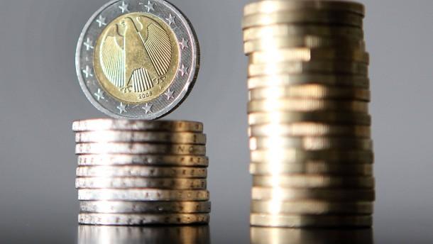 Deutschlands Schuldenquote wird für 2011 sinken