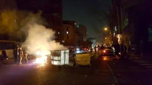 Berichte über Tote bei Protesten in Iran