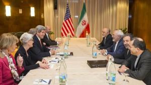 Schulterzucken in Washington und Teheran