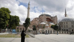 Türkisches Gericht erlaubt Nutzung von Hagia Sophia als Moschee
