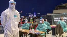 Massentests und erste Lockerungen in Österreich