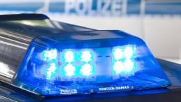 Toter in Lkw-Fahrerkabine in Frankfurt