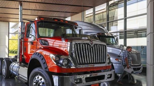 Traton gelingt Sprung auf amerikanischen Lastwagen-Markt