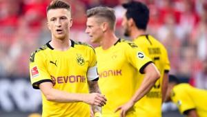 Dortmund taumelt schon