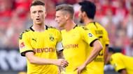 Dortmunder Führungsfigur: Marco Reus verliert die Laune.