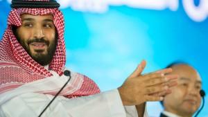 Kronprinz lässt Prinzen und Ex-Minister festnehmen
