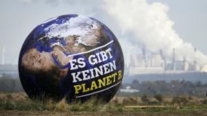 Bundesumweltministerium zum Klimasonderbericht