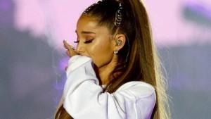 Ariana Grande zu Tränen gerührt