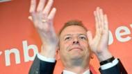 """Der Nürnberger Oberbürgermeister Ulrich Maly (SPD): """"Berührt"""" über seine Wiederwahl"""""""