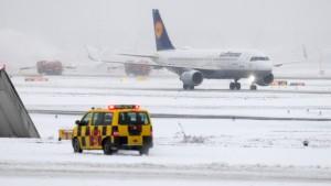 Chaos an Flughäfen in Frankfurt und Düsseldorf