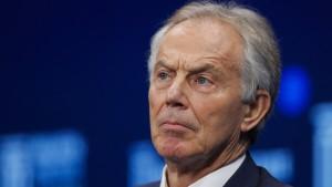 Tony Blair wettert gegen Antisemitismus in der Labour-Partei