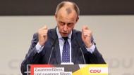 Fordert einen Strategiewechsel: Friedrich Merz
