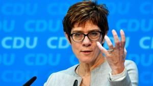 Mit nationalen Maßnahmen nicht die europäische Einheit gefährden