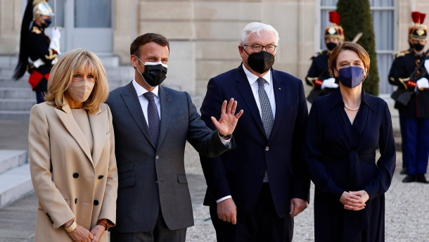 """""""Europa nicht zum Sündenbock machen"""""""