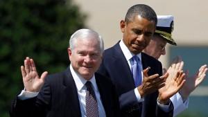 Gates: Obama hat uns nicht vertraut