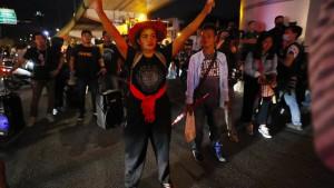 Versammlungsverbot in Bangkok