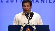 Auftakt des Asean-Gipfels in Manila