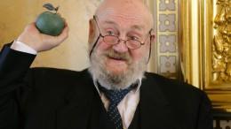 Schauspieler Rolf Hoppe ist gestorben